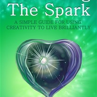 Embracing The Spark: A Simple Guide for Using Creativity to Live Brlliantly by Jodi Lynn Lamure