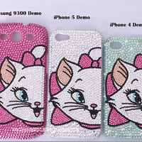Free Phone Case & Enchanting  Marie Cat Sticker by WeChoice2013