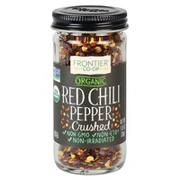 Frontier Herb Crushed Red Chili Peppers (1x1.2 Oz)