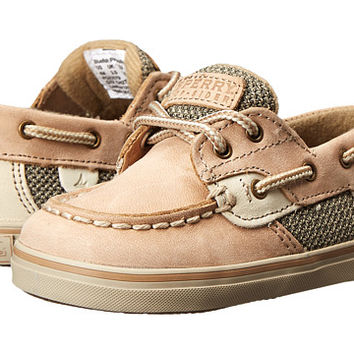 Sperry Top-Sider Kids Bluefish (Infant/Toddler) Linen/Oat - Zappos.com Free Shipping BOTH Ways