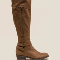 Indigo Rd Custom Belted Over The Knee Boot