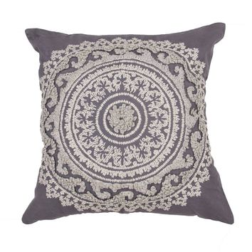 Orsini 100% Cotton Throw Pillow