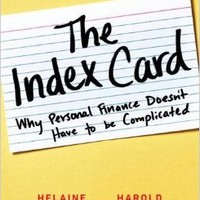 The Index Card: Why Personal Finance Doesn't Have to Be Complicated Hardcover – January 5, 2016