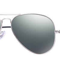 Ray-Ban RB3025 W3277 58-14 AVIATOR MIRROR Silver sunglasses | Official Online Store US