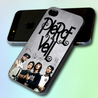Cool Pierce the Veil Band  by GreatCover Print Design for iPhone 4/4s iPhone 5 Samsung S3 i9300 Samsung S4 i9500