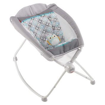 Fisher-Price Owl Rock 'n Play Sleeper