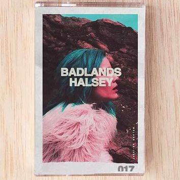 Halsey - Badlands Cassette Tape