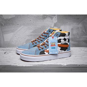 VANS Toy Story Era SK8-Hi Men Shoes Women Sneaker