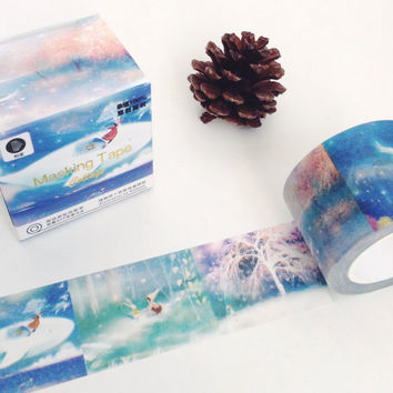 Beautiful Dreams washi masking tape mt
