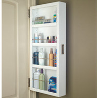 The Back Of The Door Cabinet (Half) - Hammacher Schlemmer