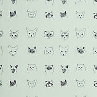 Anthropologie - Cats Wallpaper