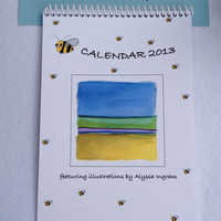 2013 Calendar of Alyssa Ingram Paintings