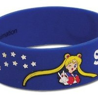 Sailor Moon: With Stars PVC Wristband