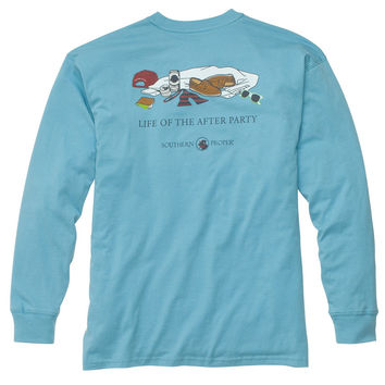 Southern Proper - Long Sleeve After Party Tee