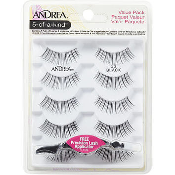 Andrea 5 of a Kind Lash #53 with Applicator | Ulta Beauty