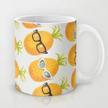 Pineapple Party! Mug by Zeke Tucker