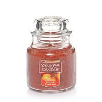 Spiced Pumpkin Small Jar Candle by Yankee Candle