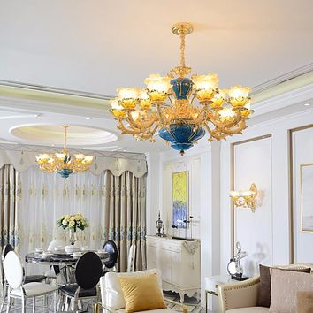 Modern Bedroom Lamps Led Chandelier Lighting