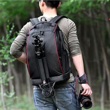 Coress Digital DSLR Camera Bag Waterproof Photo backpack Photography Camera Video Bag Small Travel Camera Backpack