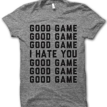 I Hate You Good Game