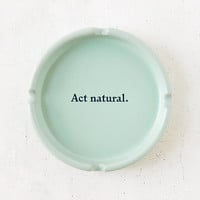 Natural Ashtray | Urban Outfitters