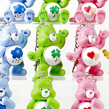 Care Bear Key Chain - Urban Outfitters