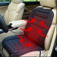 Winter Car Seat Cover Heated Thickening Auto Universal Electric Heating Cushion Pad Heater Warmer Supplies