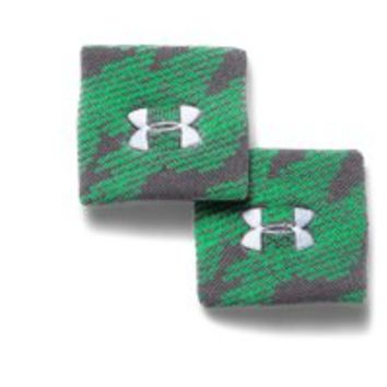 Under Armour Boys' UA Jacquarded Wristbands