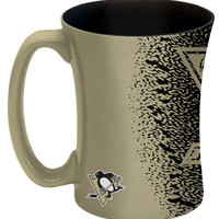 Pittsburgh Penguins 14 oz Mocha Coffee Mug