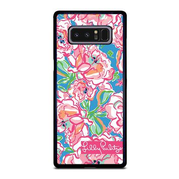 LILLY PULITZER CHARMS Samsung Galaxy Note 8 Case Cover