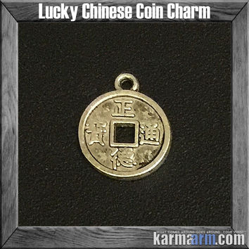 Charm: Lucky Chinese Coin