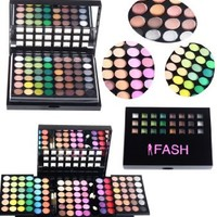 FASH Cosmetics 96 Color Matte and Shimmer Eye Shadow Palette