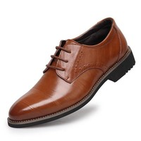 Genuine Leather Men's Oxford Shoes