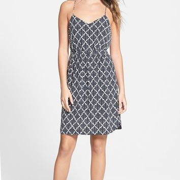Women's Madewell 'Berezi' Silk Dress