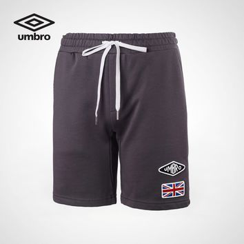 Umbro Summer Men Sports Short Pants Shorts Trousers Fitness Short Jogger Gyms Men Shorts UCC63751