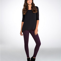SPANX Ready-to-Wow Denim Shaping Leggings Daywear Hosiery Shapewear 2066 at BareNecessities.com