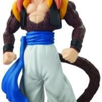 "Dragon Ball Z 4.5"" Real Works Figures - SS4 Gogeta (GT)"