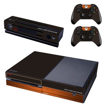 Retro Game System Skin - Xbox One Protector