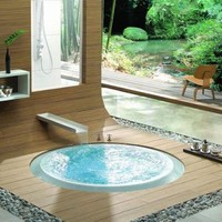 Overflow Bathtubs from Käsch »  CONTEMPORIST
