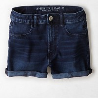 AEO Women's Sky High Shortie (Dark Rinse)