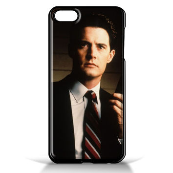 diane twin peaks agent cooper for iPhone 5C Case