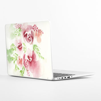 Floral Study Two Laptop Skin