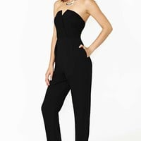 Dark Flame Jumpsuit