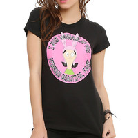 Bob's Burgers Louise Slap Girls T-Shirt