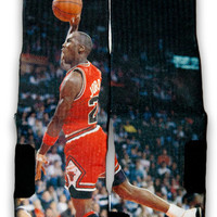 Jordan Custom Elite Socks | CustomizeEliteSocks.com™