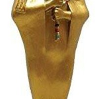 Osiris Egyptian God Statue 8.75H