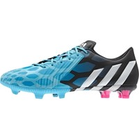 adidas Men's Predator Instinct FG Soccer Cleat - Blue/Black | DICK'S Sporting Goods