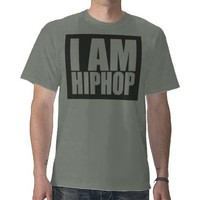 hiphop t shirt from Zazzle.com