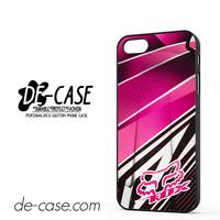Fox Pink Motocross DEAL-4387 Apple Phonecase Cover For Iphone 5 / Iphone 5S