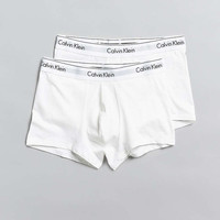 Calvin Klein Modern Cotton Boxer Trunk 2-Pack - Urban Outfitters